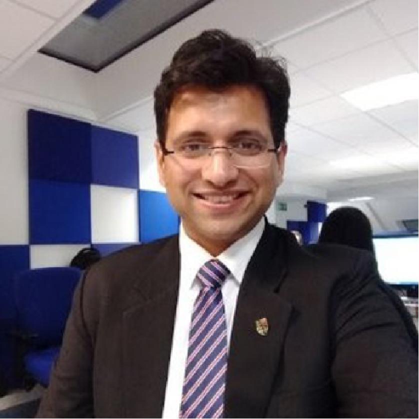 Mr. Shishir Upadhyaya